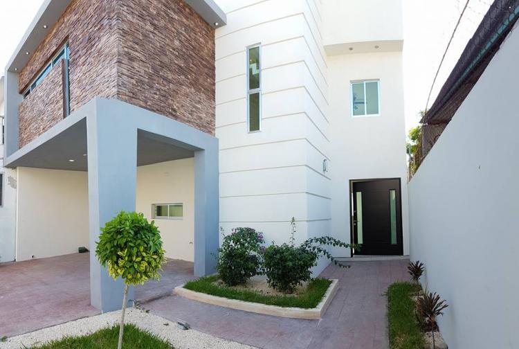 casa nueva minimalista en playa norte cav229581