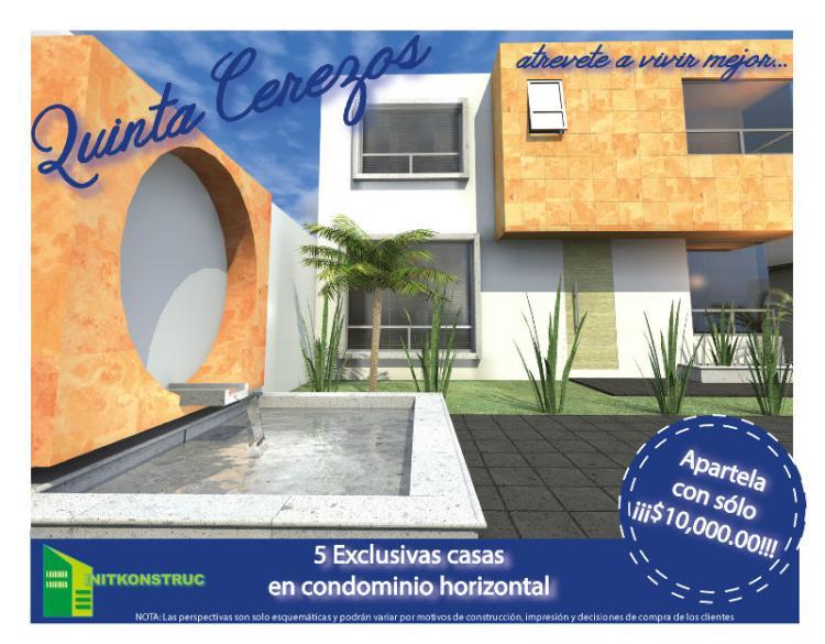 Precios de preventa aprovecha s lo 5 casas en condominio - Casas sostenibles precios ...