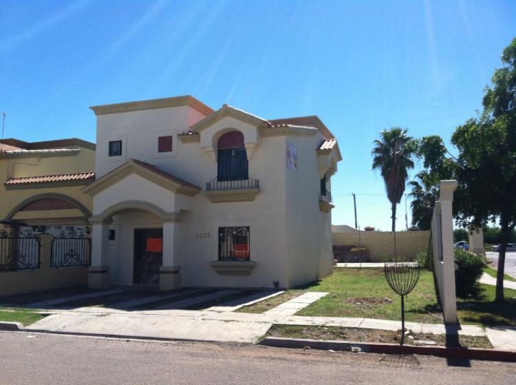 Venta casa nueva fracc montecarlo 226m2 3 rec maras cav64046 for Casas en renta cd obregon