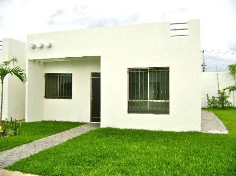 Casas minimalistas en m rida yucat n al mejor precio for Casas minimalistas baratas