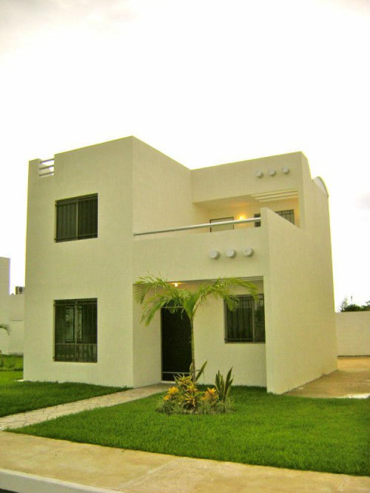 Fotos de casas minimalistas en m rida yucat n al mejor for Casas minimalistas precios