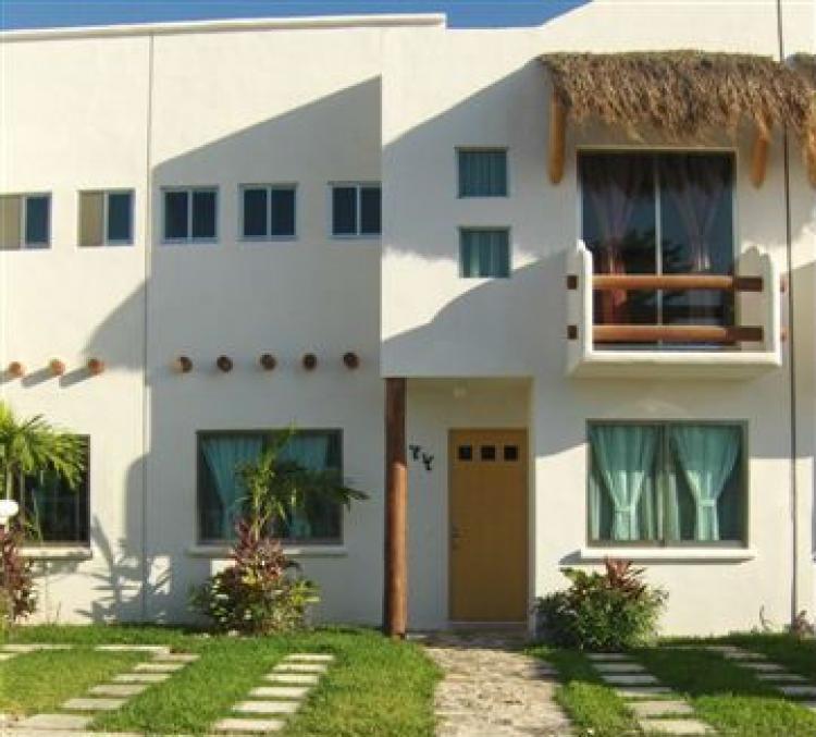 Casa en venta condominio residencial en playa del carmen riviera maya cav45716 - Casas para alquilar en la playa ...