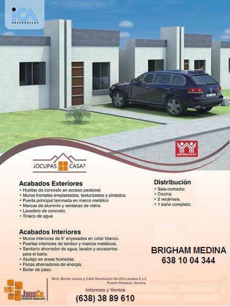 Casas en puerto pe asco desde 200 000 pesos cav59749 for Busco casa en renta