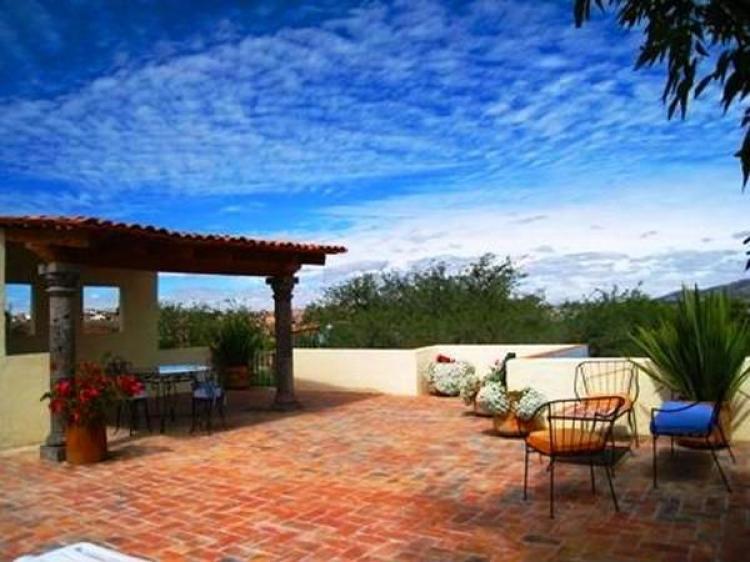 Vendo casa en san miguel de allende cav50169 for Alquiler de casas en san miguel ciudad jardin