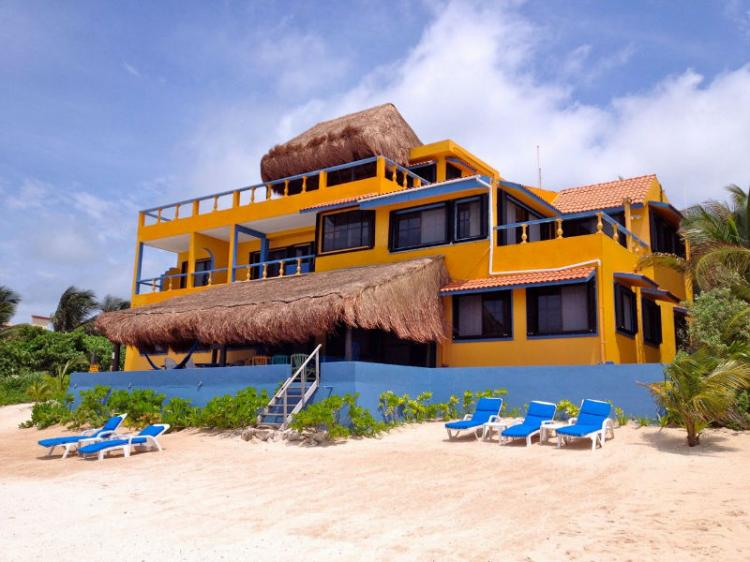 Maravillosa Casa de Lujo Frente al Mar \