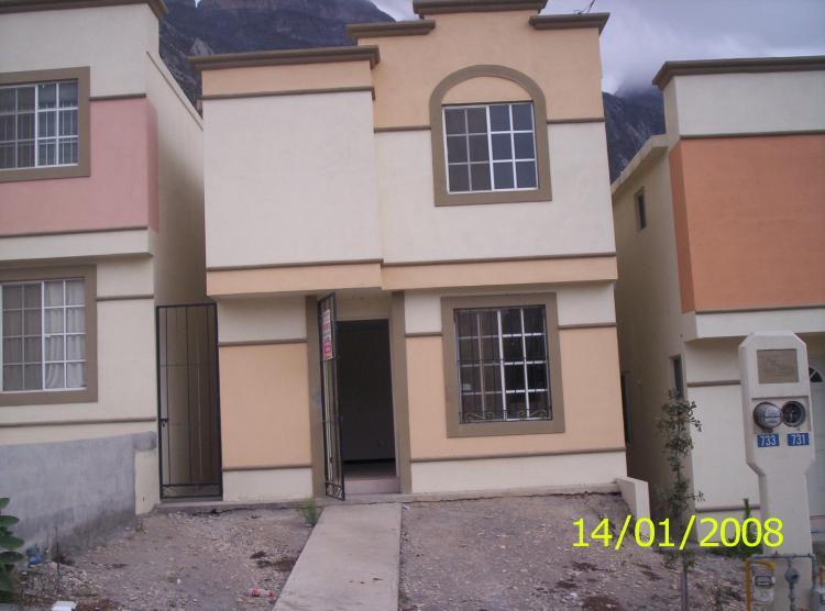 Casa en renta en ciudad santa catarina villas del mirador for Casas santa catarina