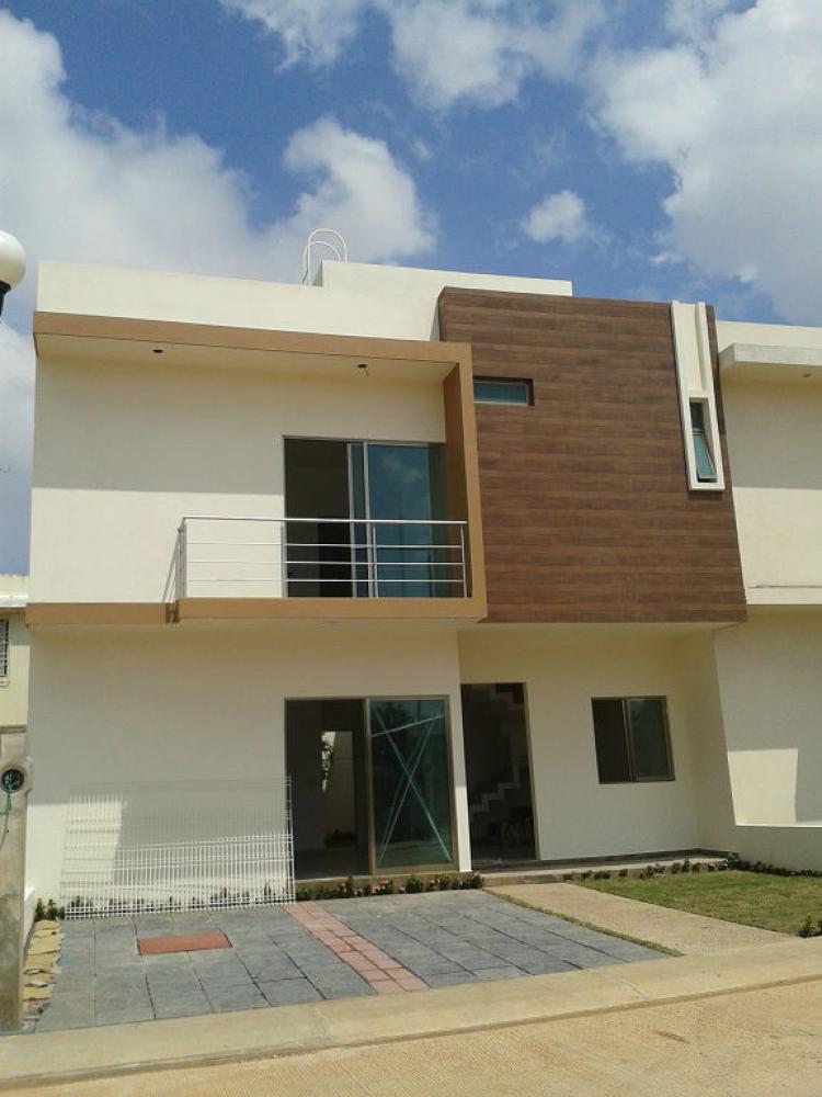 Casa en venta en villa los arcos cav91871 for Casa minimalista villahermosa