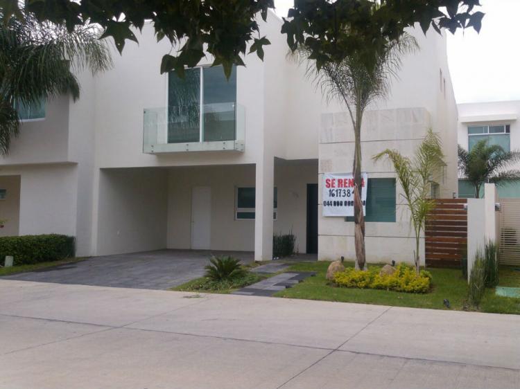 Departamento en renta jardin real coto 1 der107433 for Jardin real zapopan