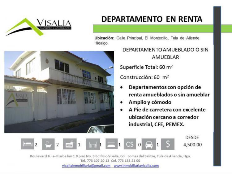Departamentos en renta der150699 for Busco oficina