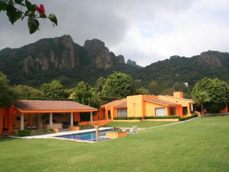Casa de campo tepoztlan cav13579 - Diseno de jardines para casas de campo ...