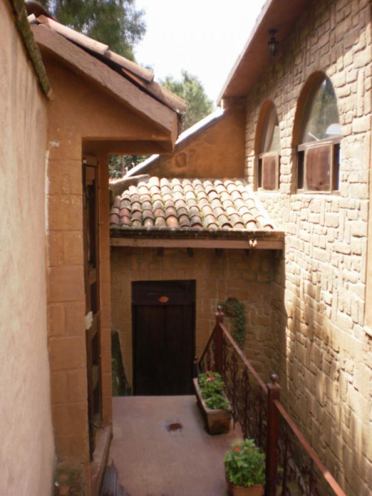 Hermosa residencia panoramica estilo rustico moderno cav25959 for Rustico moderno