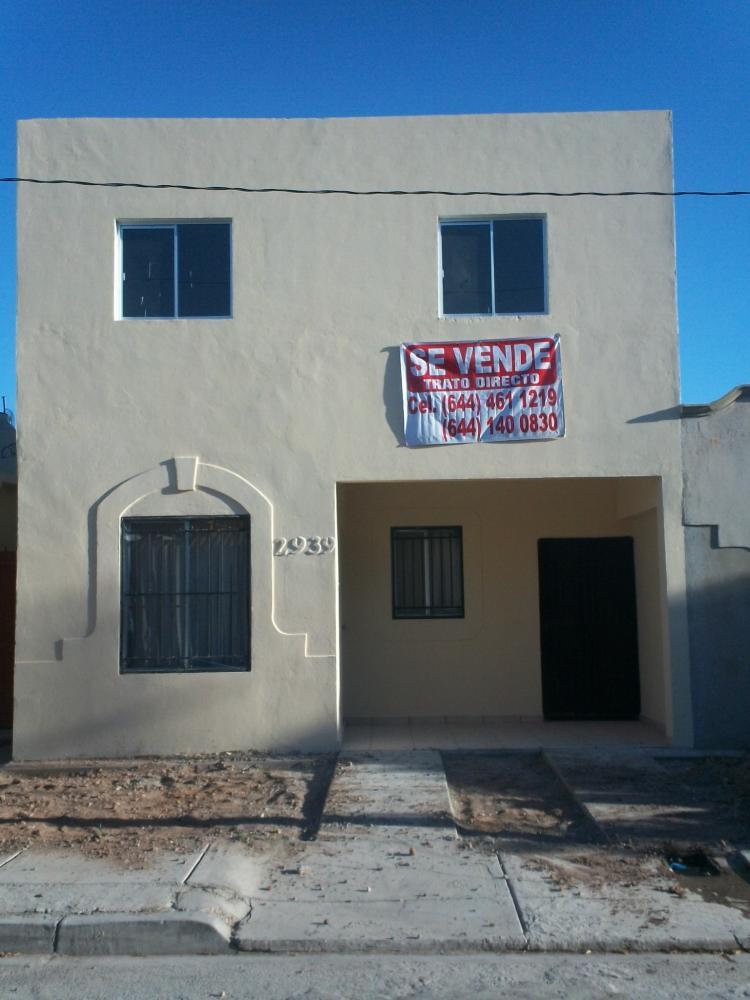 Venta casa 2 plantas precio negociable cav37801 for Casas en renta cd obregon