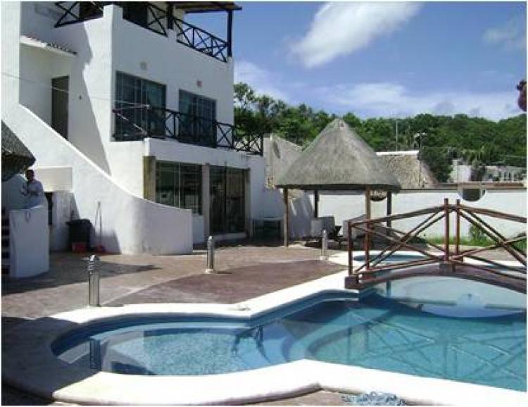 Preciosas casas en playa privada san lorenzo en campeche - Fotos de casas preciosas ...