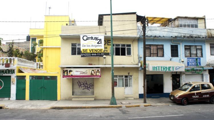 Casa en arag n secc 7 sobre av 499 con local comercial - Fachadas de locales comerciales ...