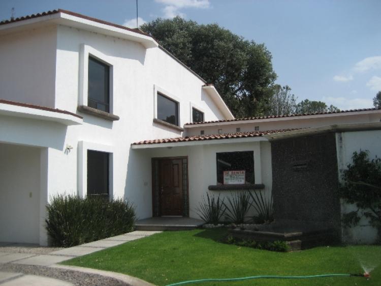 Casa En Renta Club De Golf San Gil Car37302