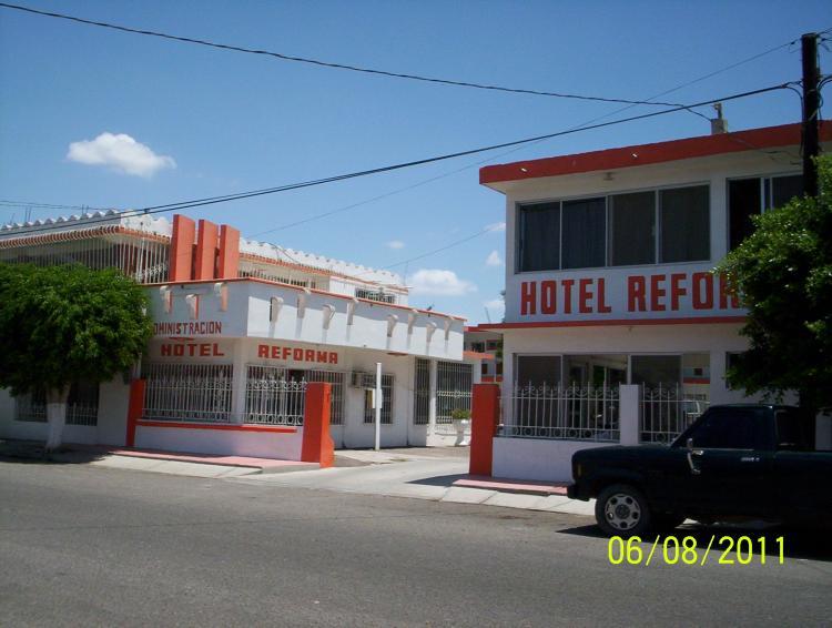 Oferta remate de hotel centrico calle alvaro obregon for Oficina ing zaragoza