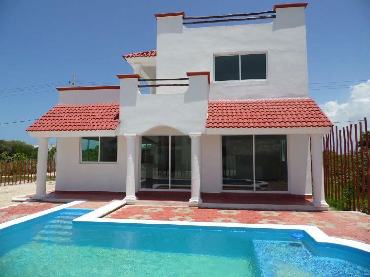 Gran oportunidad por el mes de septiembre casa en la playa yucatan cav105741 - Casas para alquilar en la playa ...