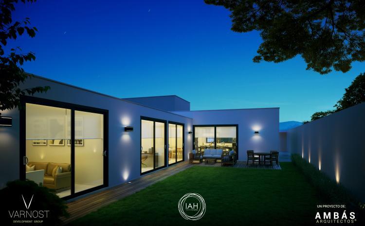 Hermosa y moderna casa de 1 piso totalmente nueva en for Casa moderna en venta queretaro