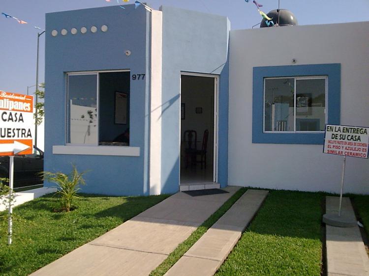 Casa 2 recamaras en fraccionamiento tulipanes cav14478 for Casas en renta en colima