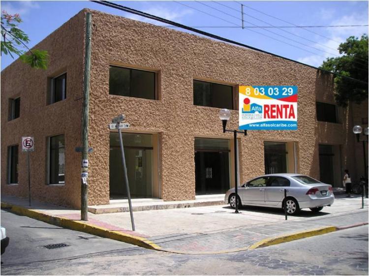 Locales comerciales en renta edificio en excelente esquina - Fachadas de locales comerciales ...