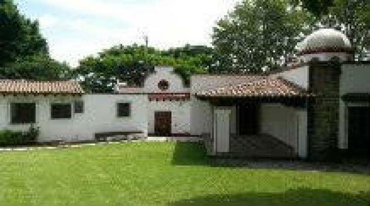 Fotos de los limoneros linda residencia estilo colonial - Casas tipo colonial ...