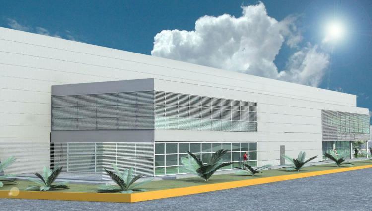 Baños Vestidores Empleados:Foto Nave Industrial en RENTA, 10,000m2 Sta Rosa QUERETAR BOR92477