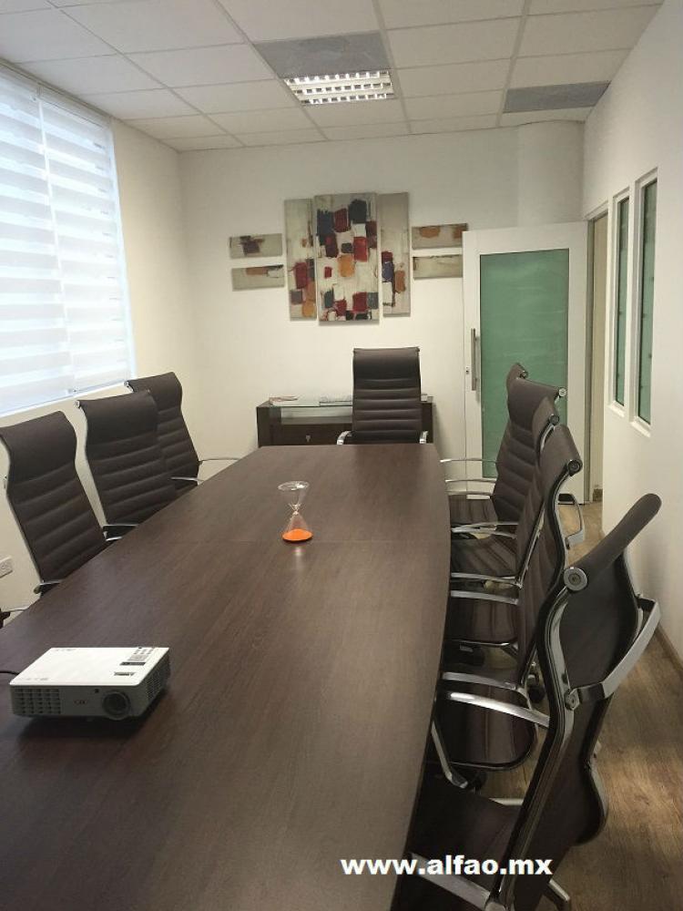 Oficina en renta en monterrey torre gia 642 m2 159 ofr3746 for Oficinas equipadas