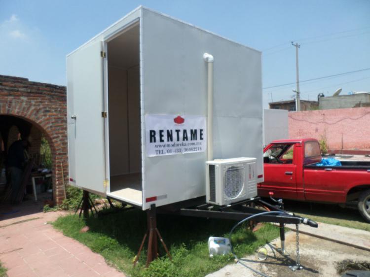 Oficinas moviles fabricaci n venta y renta ofv133841 for Oficinas moviles
