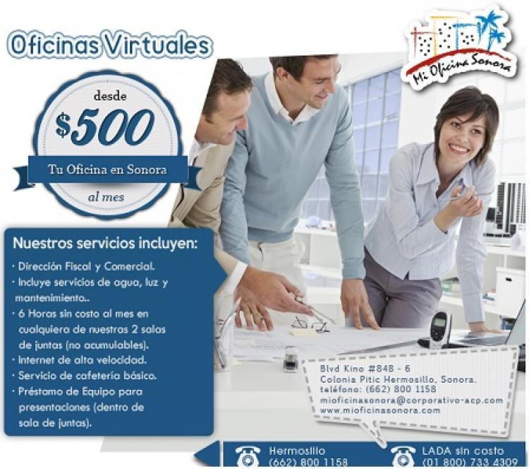 Renta de oficinas virtuales ofr205458 for Renta oficinas virtuales
