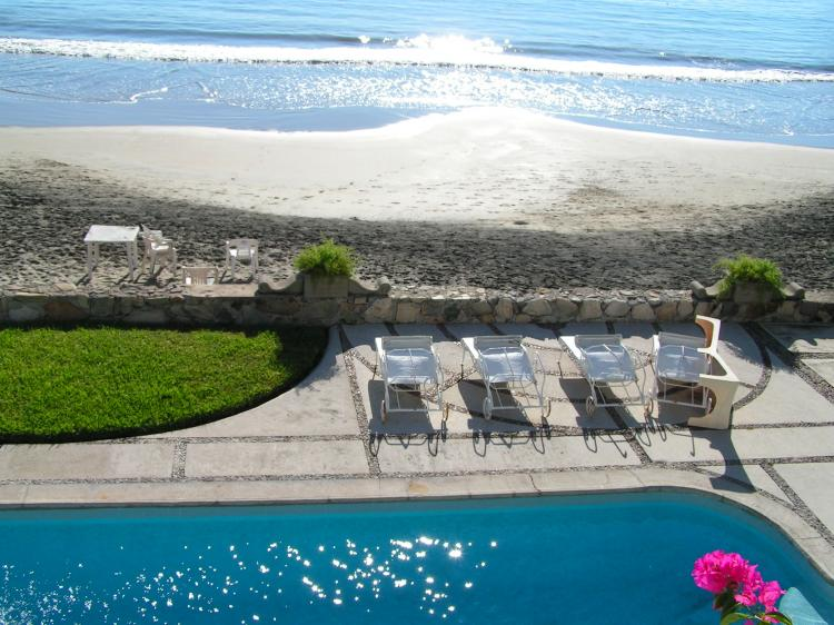 Casa en renta por temporada en manzanillo club santiago for Casas en renta en manzanillo