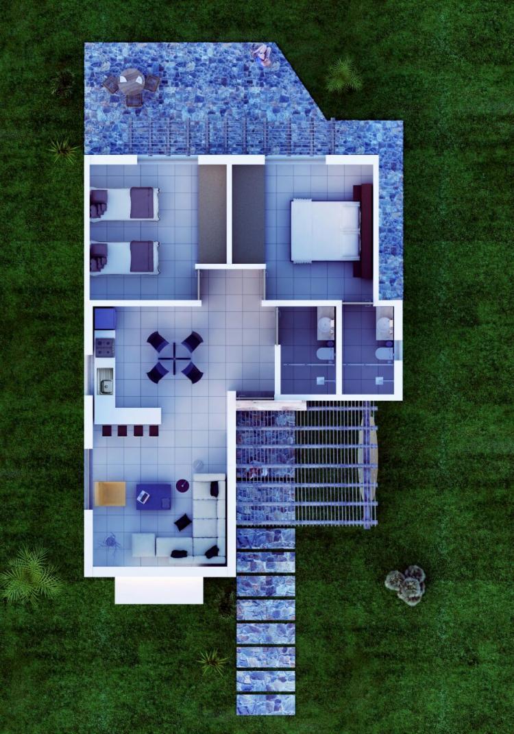 Precio de promocion casa de 3 recamaras lista para construir 950 000 cav207516 - Precio construir casa ...