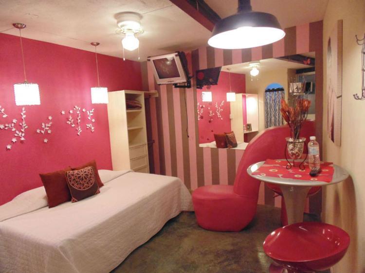 Preciosa suite con decoración femenina en renta desde una noche ...