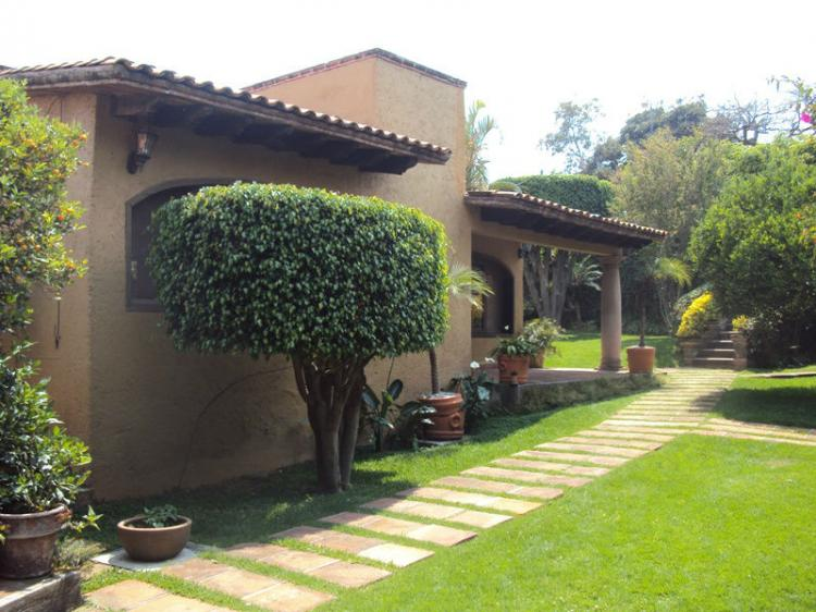 Rancho cort s linda casa condominio ampl simo jard n y for Casa y jardin mexico