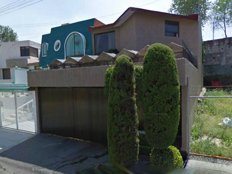 Remate hipotecario casa en jardines de satelite cav92510 for Jardines en casas pequenas fotos