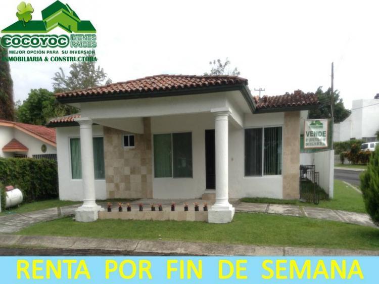 Renta casas fin de semana lomas de cocoyoc car109984 - Casas para fines de semana ...
