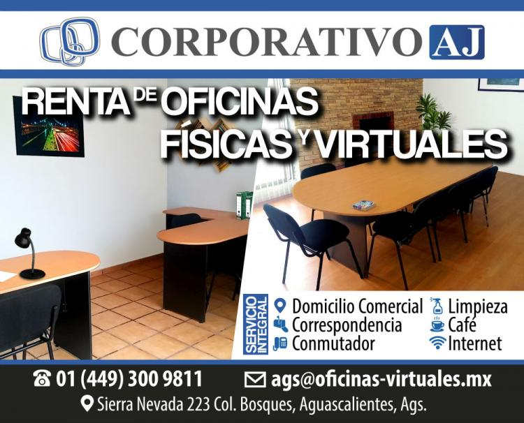 Renta de oficinas virtuales ofr197824 for Renta oficinas virtuales