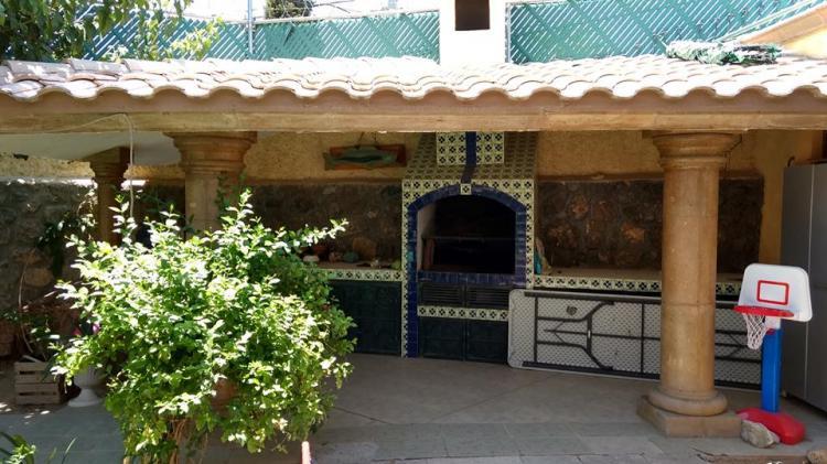 Fotos de residencia con alberca jacuzzy exterior techado - Techado de terrazas ...