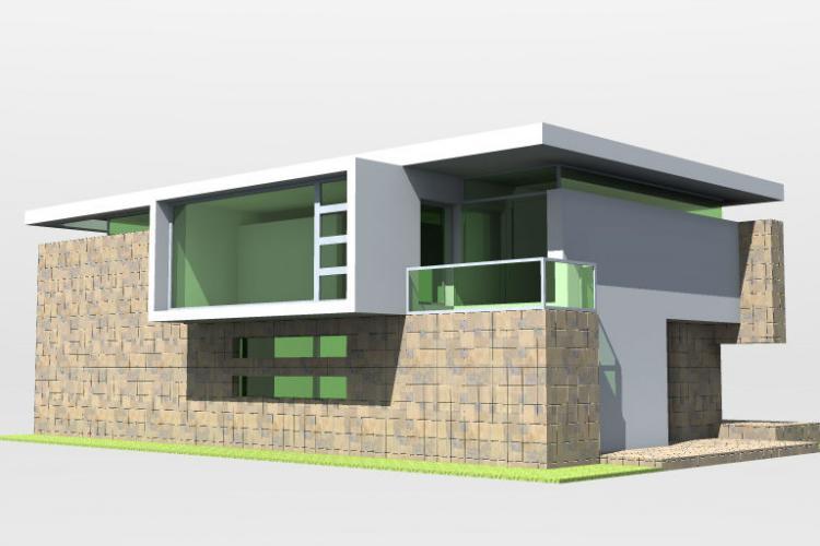 Fotos de sch arkitectos construye su casa for Construye tu casa online