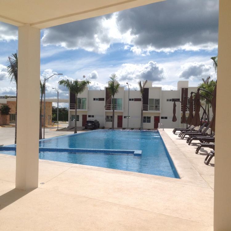 Se renta casa nueva excelente ubicacion en la mejor zona for Renta casa minimalista cancun