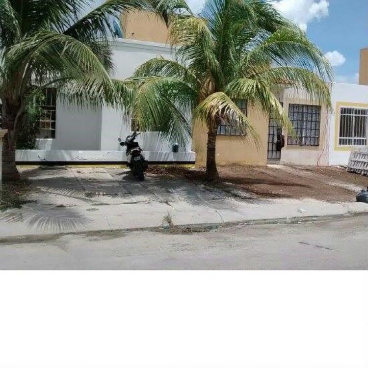 Se renta comoda casa en mision de las flores playa del carmen car179198 - Casas para alquilar en la playa ...