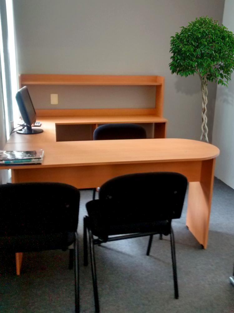 Se renta oficina ejecutiva con servicios incluidos por la for Oficina ejecutiva