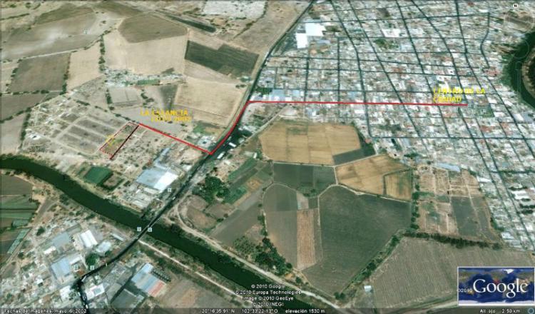 Estancia Baño Nuevo Coyhaique Telefono: TERRENO EN VENTA EN LA BARCA, JAL LA ESTANCIA 5534 M2 APROX TEV104685