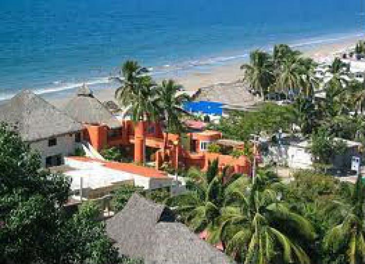 Magnifico Terreno Para Desarrollo Tur 205 Stico La Manzanilla