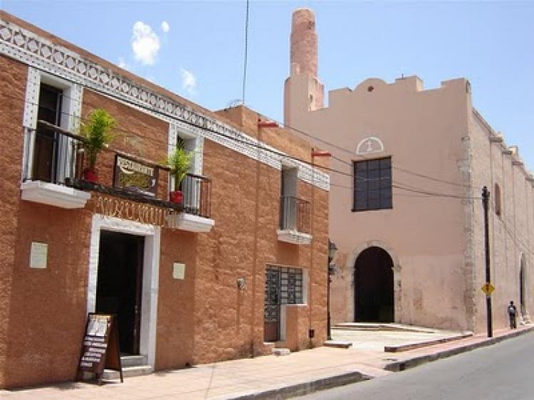 Casas coloniales residenciales y comerciales venta y for Casa minimalista en valladolid yucatan