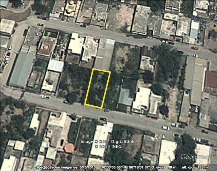 Vendo terreno en colonia vamos tamaulipas 8x20 60 000 - Cuanto cuesta vallar un terreno ...