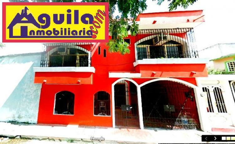 Foto VENDO o RENTO casa amplia de 4 rec�maras, cerca de Aurrer� y Soriana