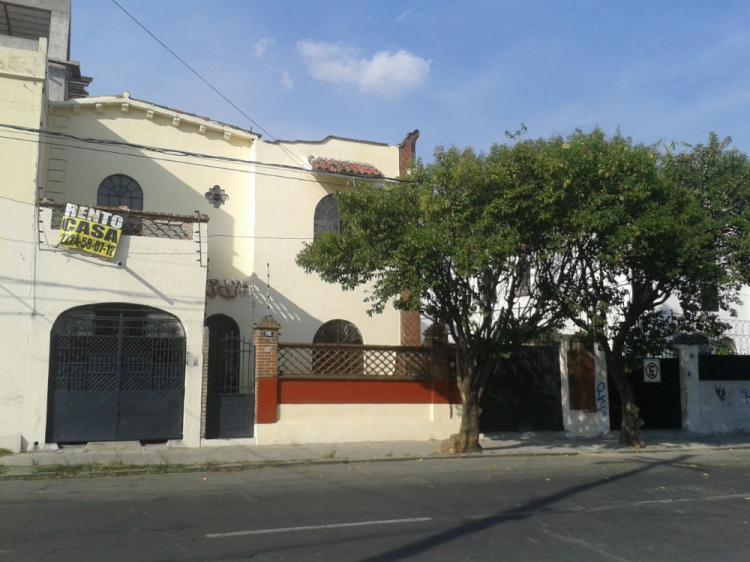 Venta o renta de bonita casa en el centro de puebla car124949 for Casas en renta en puebla