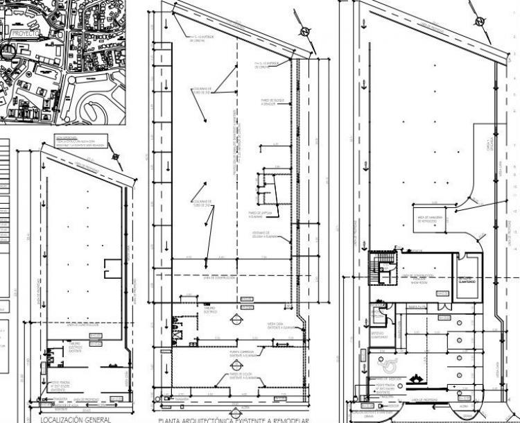 Terreno con permisos listo para construir un edificio tev6303 - Permisos para construir una casa ...