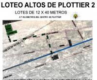 Terreno en Venta en ALTOS DE PLOTTIER Plottier