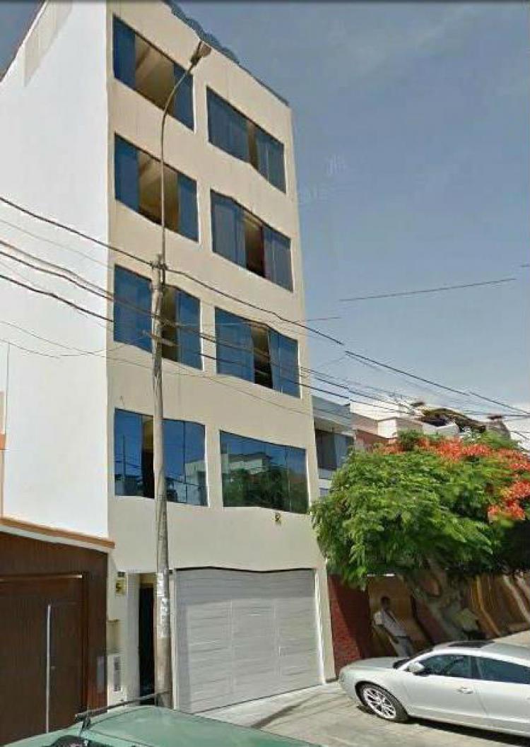 vendo edificio 5 pisos para departamentos u oficinas en